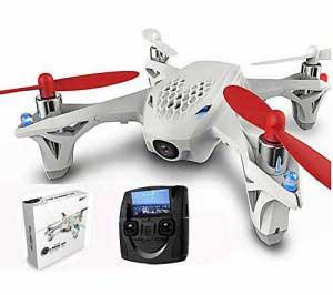 Drone con cámara HUBSAN H107D X4 MINI