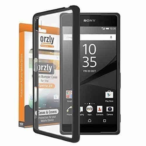 Funda para Sony Xperia Z5 - Orzly Fusion