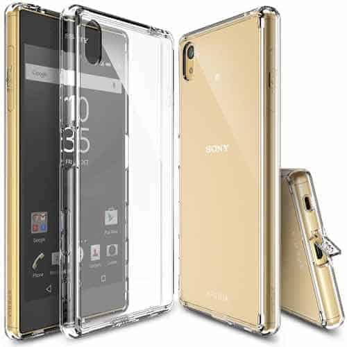 Funda para Sony Xperia Z5 - Ringke Fusion