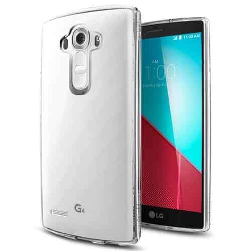 Funda Spigen Ultra Hybrid para LG G4