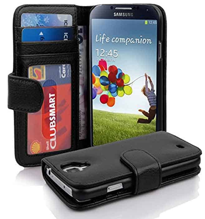 Funda de piel Cadorabo - Samsung Galaxy S4