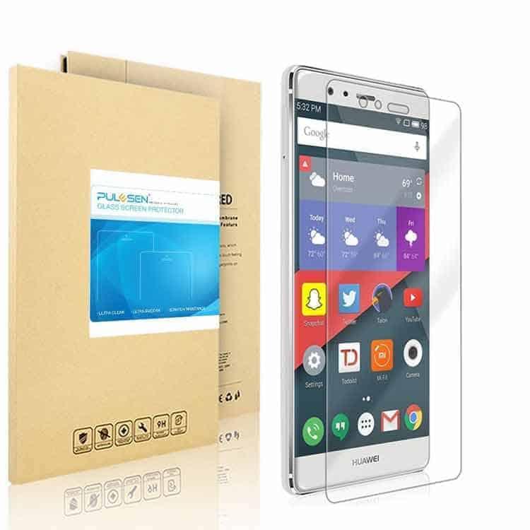 Protector de cristal templado para el Huawei P9