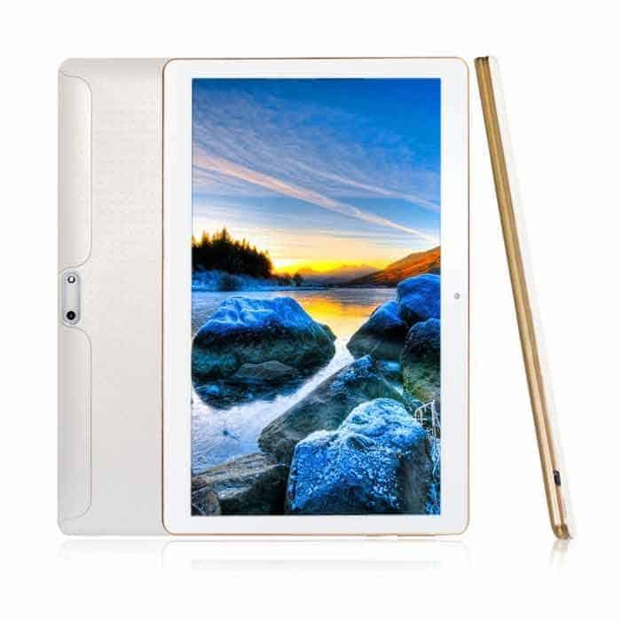 La tablet Yuntab K107 tiene un diseño muy cuidado