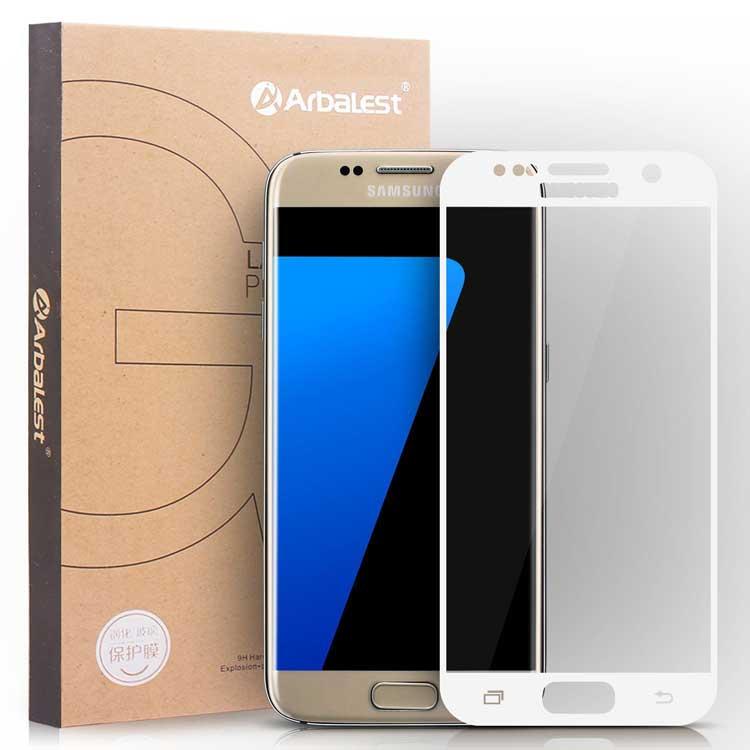 Protector de pantalla de cristal templado para el Samsung Galaxy S7 Arbalest