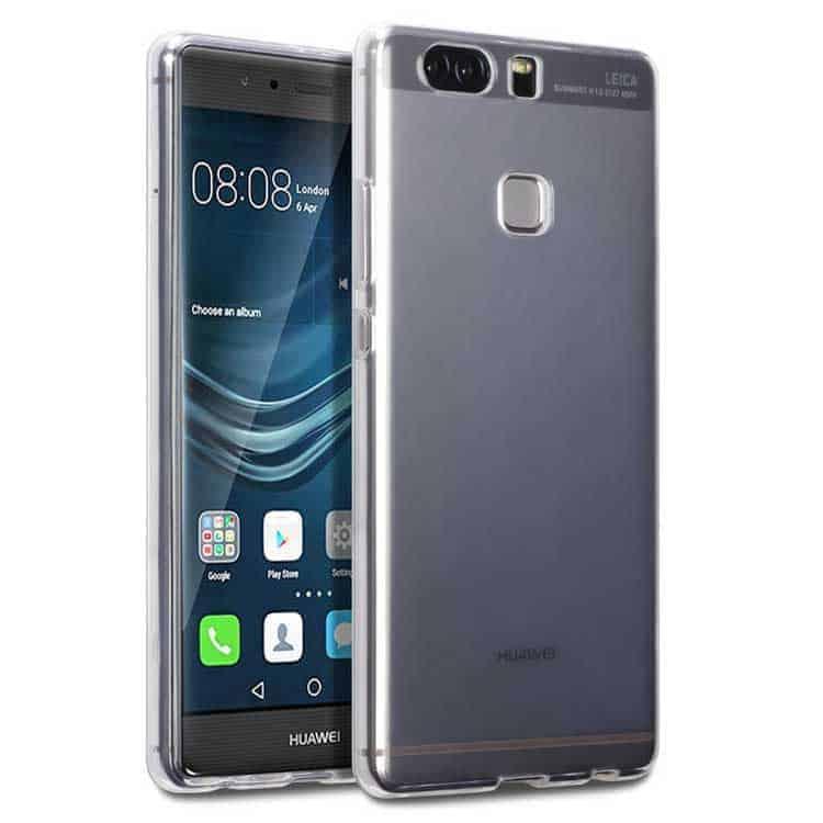 Funda transparente Terrapin para el Huawei P9 Plus