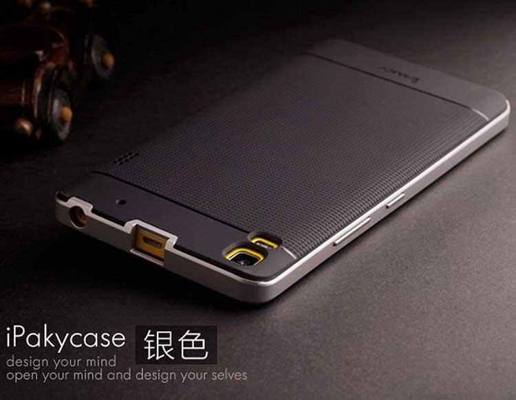 Funda para Lenovo K3 Note híbrida de TPU y policarbonato