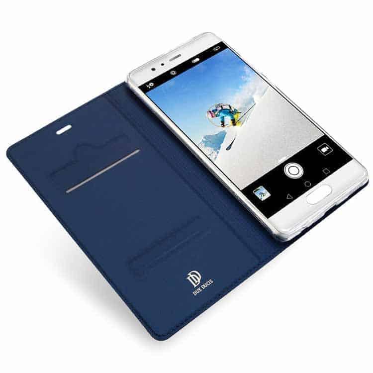 Funda para Huawei P10 con tapa tipo libro