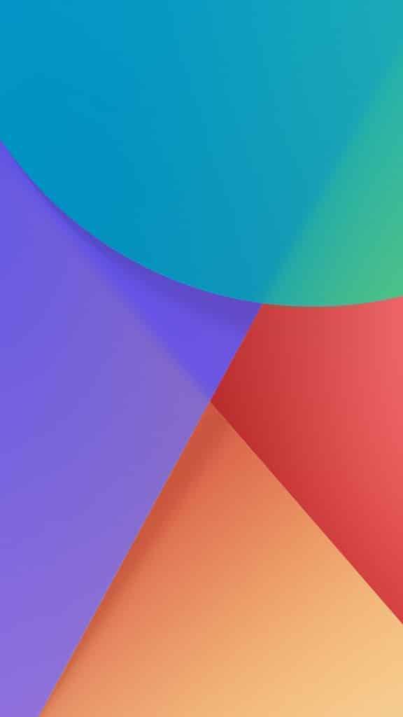 Fondos de pantalla del Xiaomi Mi6 2
