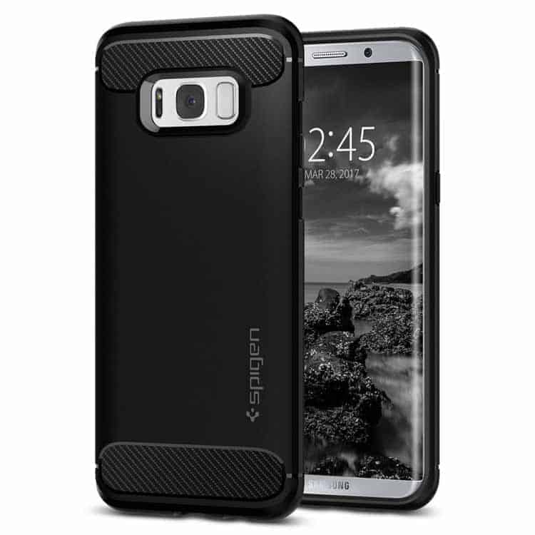 Las 7 mejores fundas para tu Samsung Galaxy S8 y Galaxy S8 Plus
