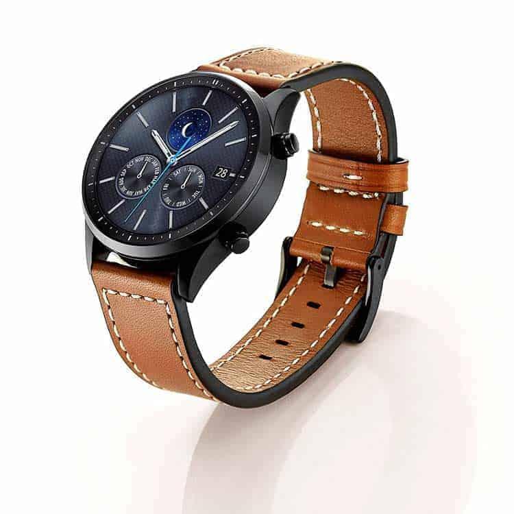 Correa para Samsung Gear S3 Elobeth de cuero