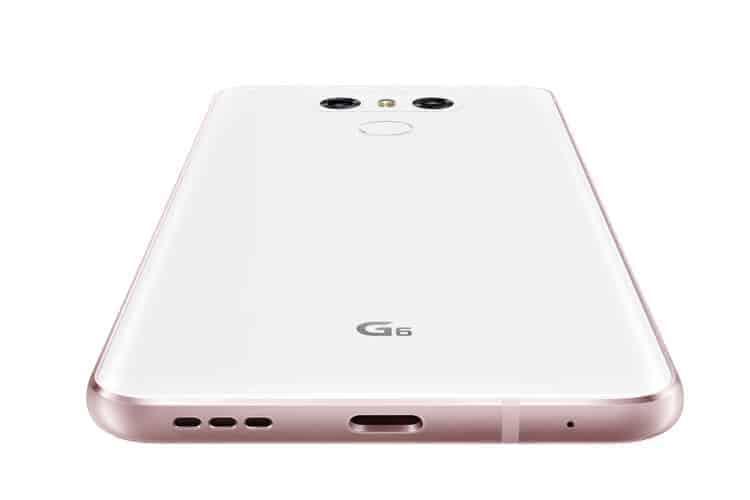 problemas del lg g6