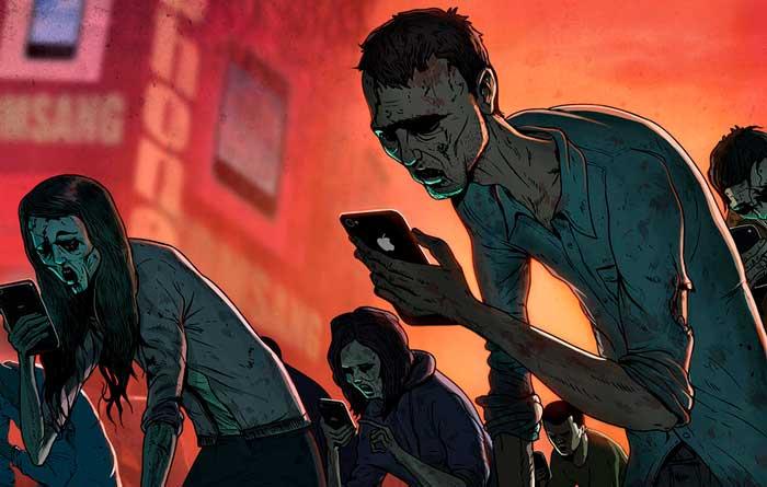 smartphone-consumismo-zombie