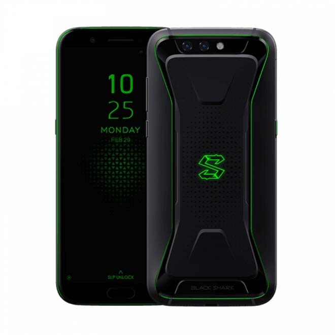 Se anuncia el teléfono Xiaomi Black Shark Gaming con 8 GB de RAM, sensor de huellas en pantalla y... ¡Refrigeración líquida!