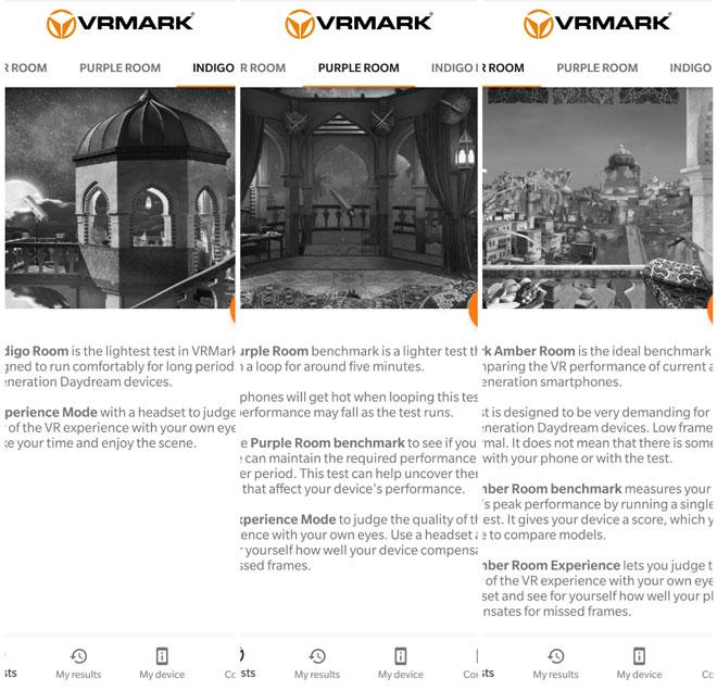 Comprueba si tu smartphone Android está preparado para la realidad virtual con VRMark