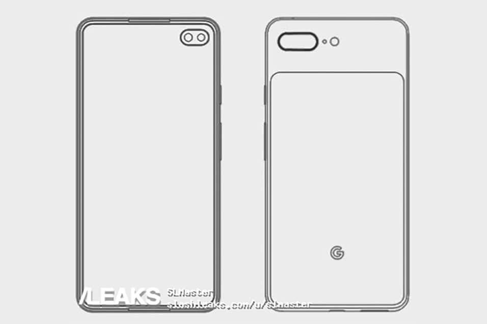 google pixel 4 pixel 4 xl patente (1)
