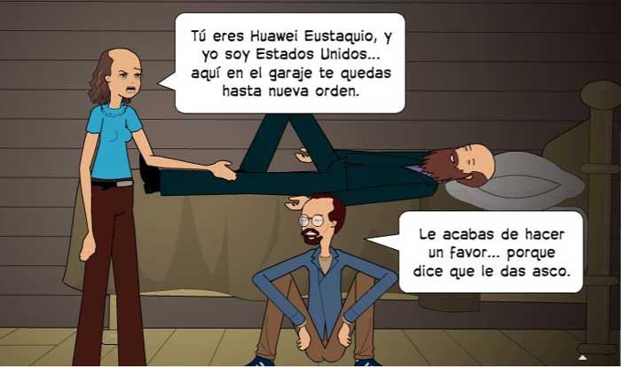 huawei-comic