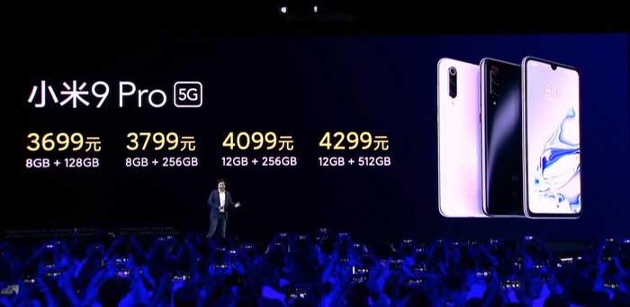Xiaomi-mi-9-pro-5g-precios