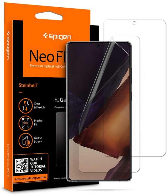 protector-pantalla-samsung-galaxy-note-20-y-note-20-ultra-spigen-neoflex
