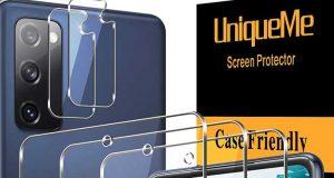 mejores-protectores-pantalla-cristal-templado-samsung-galaxy-s20-fe-y-s20-fe-5g